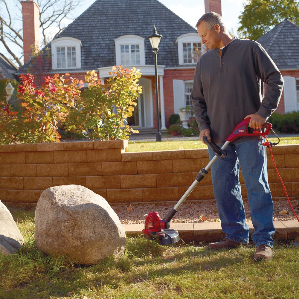 Toro 51480 Corded 14-Inch Electric Trimmer/Edger Review