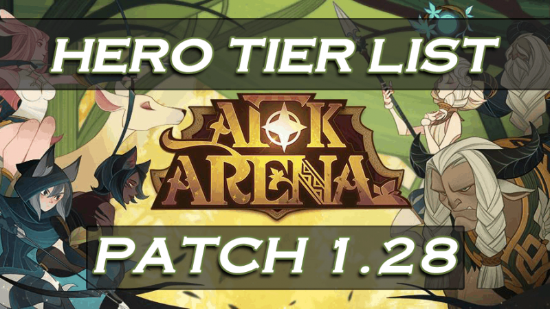 AFK Arena Tier List – Top 10 Heroes