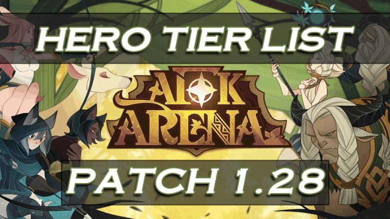 AFK Arena Tier List – Top 10 Heroes