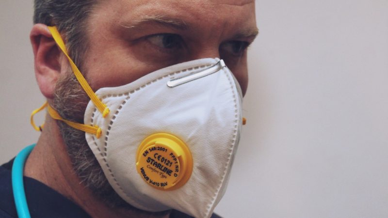 Pandemic Protection With N95 Face Masks